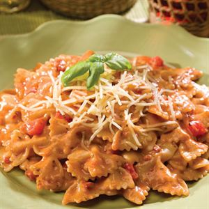 Picture of Creamy Tuscan Pasta with Sundried Tomatoes - 4 pack