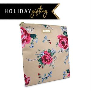 Picture of Gigi Hill Large Scarlett Antique Floral Multi-Functional Pouch